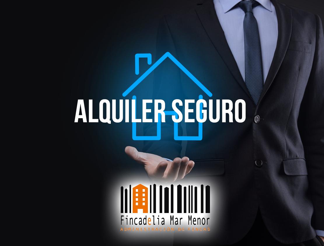 SERVICIO DE ALQUILER SEGURO