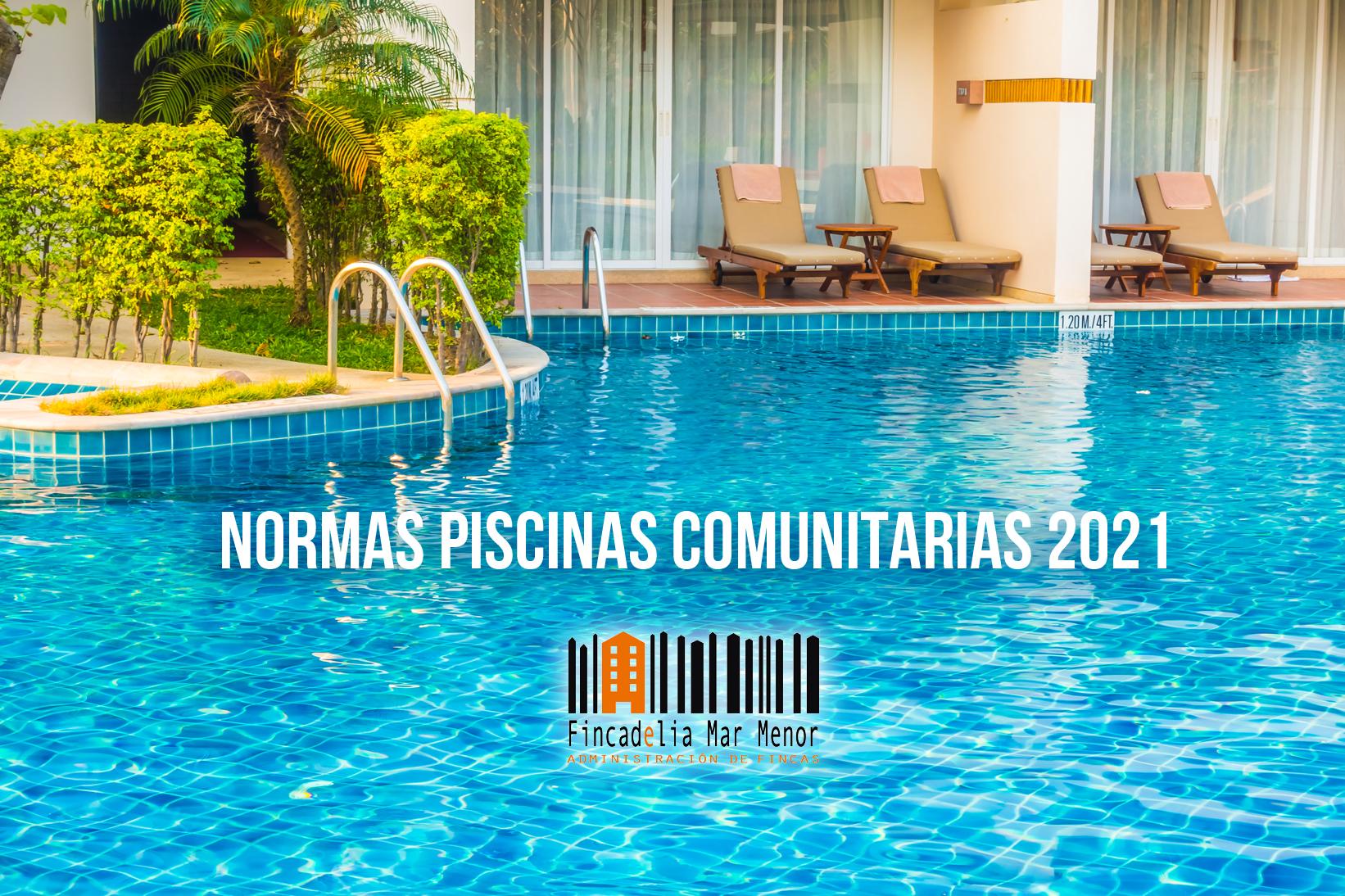 normas piscinas comunitarias 2021